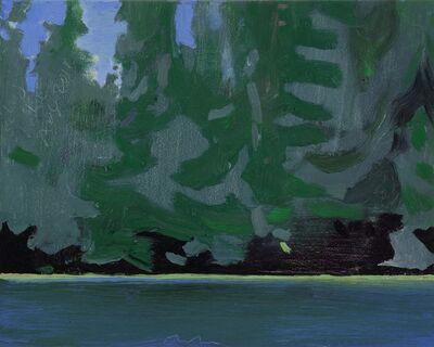 Eric Aho, 'Lake Edge III', 2018