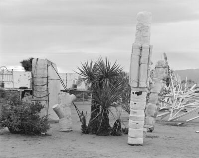 Hannah Collins, 'The Interior and the Exterior - Noah Purifoy 7', 2014