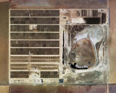 Mishka Henner, 'Wrangler Feedyard, Tulia, Texas', 2013