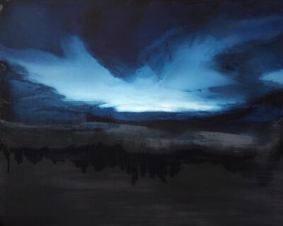 Chad Olsen, 'I am haunted by clouds', 2018