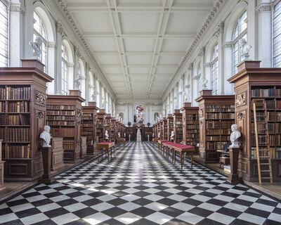 Reinhard Gorner, 'Wren library, Cambridge', 2017