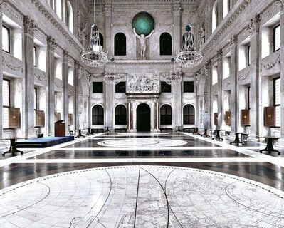 Massimo Listri, 'Koninklijk Paleis, Royal Palace II, Amsterdam, The Netherlands (Holland)', 1991