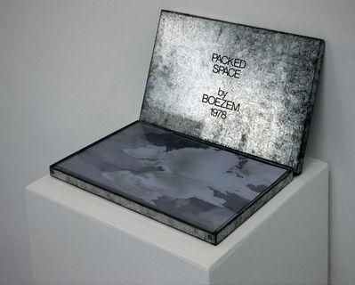 Marinus Boezem, 'Packed Space', 1978