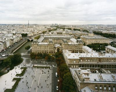 Sze Tsung Leong, 'Île de la Cité I, Paris', 2008