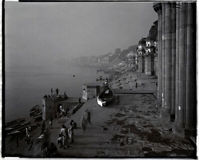 Unknown, 'Scene in Hanoi'