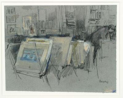 Hans Bayens, 'Antiquariaat #2', Unknown