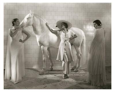 Edward Steichen, 'White', 1935