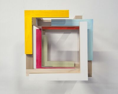 James Woodfill, 'Training Model: Wall Model #7', 2020
