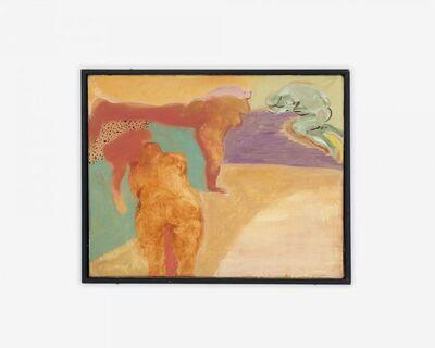 """Gilberto Navarro, 'GAN911 Las gordas en la playa """"violetita""""', 2004"""