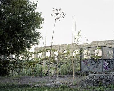 Hans-Christian Schink, 'Aqua Claudia (Parco degli Acquedotti)', 2014
