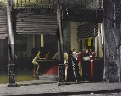 Philip-Lorca diCorcia, 'W, March 2000, #12 (from Cuba Libre)', 2000
