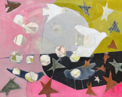 Sara Matson Westover, 'Stars and Birds', 2021