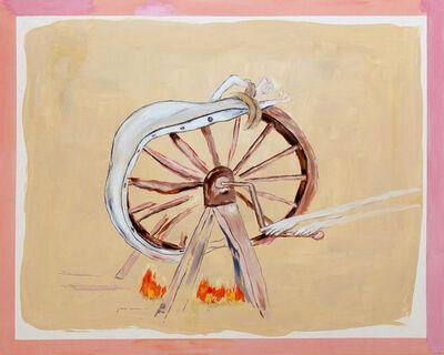 Micha Patiniott, 'Breaking Wheel', 2014