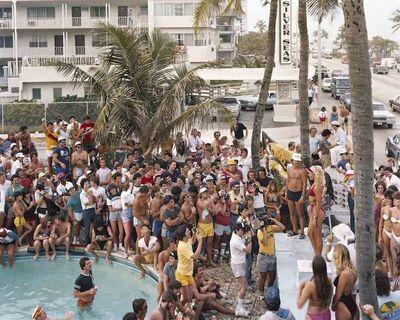 Joel Sternfeld, 'Bikini contest, Fort Lauderdale, Florida, March 1983', 1983