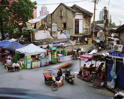 Martin Roemers, 'Zixia Road and Wangjiazuijiao Street, Huangpu, Shanghai, China, 2012', 2012