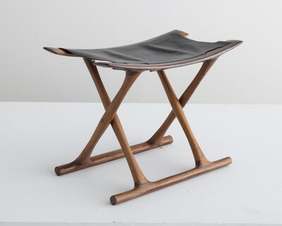 Ole Wanscher, 'Egyptian Folding Stool', 1957