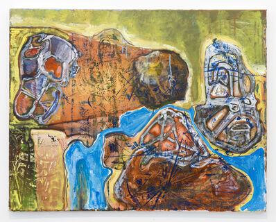 Steve DiBenedetto, 'Eye in the Sky in Foie Gras', 2015
