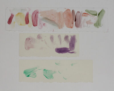 Denise Bookwalter, 'Process Work (#3): Ink Blots', 2016
