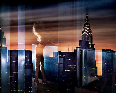 David Drebin, 'Dreams or Nightmares', 2019