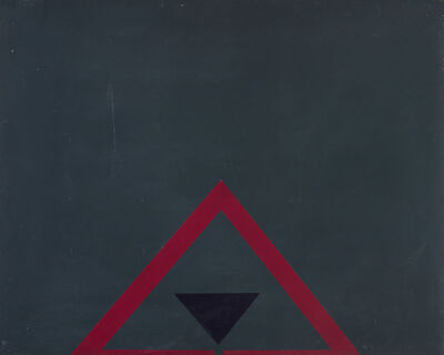 Luis Feito, 'Untitled', 1980