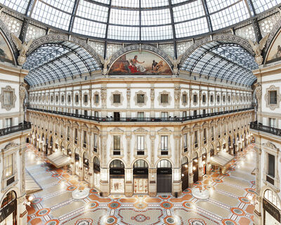 David Burdeny, 'Galleria Vittorio Emanuele II, Milan, Italy', 2016