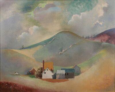 Will Henry Stevens, 'Untitled Blue Ridge Landscape - C', 1881-1949