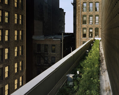 Brad Temkin, '425 South Wabash (looking East), Chicago, IL June', 2013
