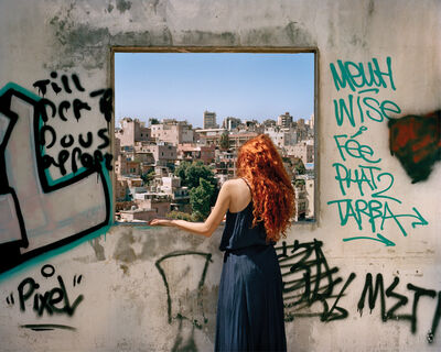 Rania Matar, 'Nour, Beirut, Lebanon', 2017