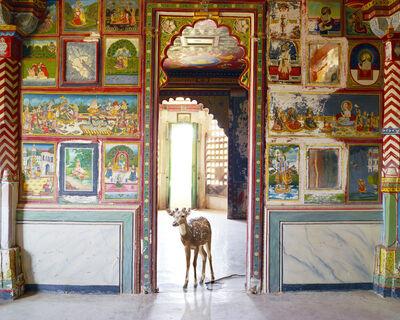 "Karen Knorr, 'Sita's Wish, Juna Mahal, Dungarpur.From the series ""India Song""'"