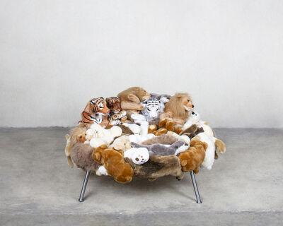 Humberto and Fernando Campana, 'Cake Stool', 2008