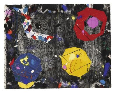 Sam Francis, 'Untitled (EXP-SF-71-04)', 1984
