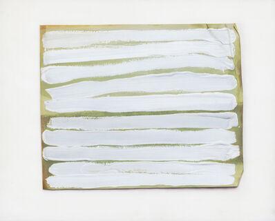Claire Kerr, 'White Lines', 2016