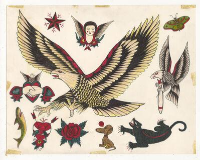Rosie Camanga, 'Untitled( Big Eagle)', ca. 1950