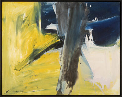 John Way 魏樂唐, 'Abstract Composition', 1967