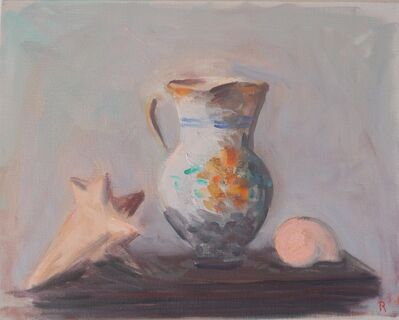 Paul Resika, 'Pitcher and Shells #2', 2015