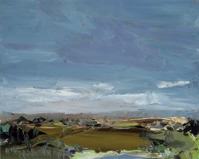 Simon Andrew, 'Bodmin Moor Landscape', 2017