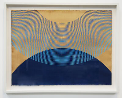 Kelly Ording, 'Lapis (Blue No. 2)'