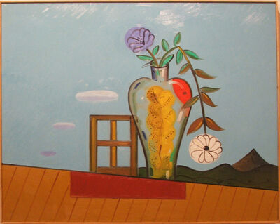 Richard Thompson, 'Still Life with Yellow Tree', 2004