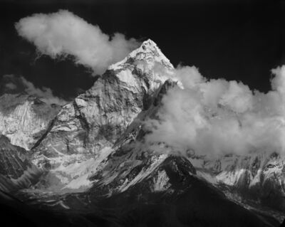 Jeff Botz, 'Ama Dablam from Dzhong La', 2008