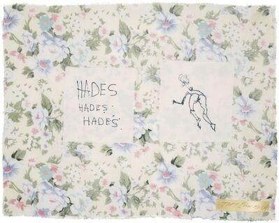 """Tracey Emin, '""""HADES HADES HADES""""', 2009"""