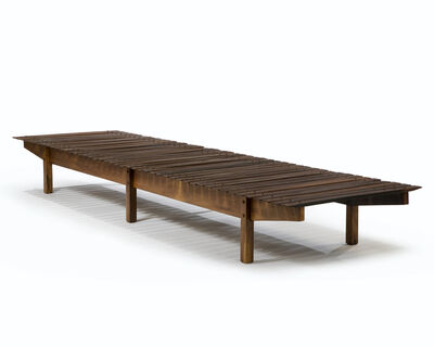 "Sergio Rodrigues, '""Mucki"" Long Bench', ca. 1958"