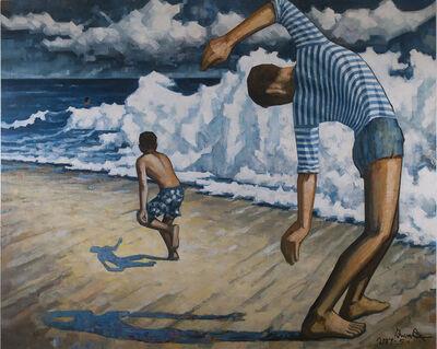 Feng Liu, 'The Place Where Sea Waves Stood Still', 2017