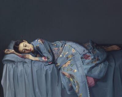 Zhao Kailin, 'Moon Shadow ', 2015