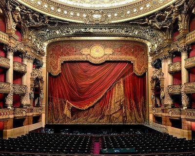 Massimo Listri, 'Opera National, Paris, France - French Interiors', 1996