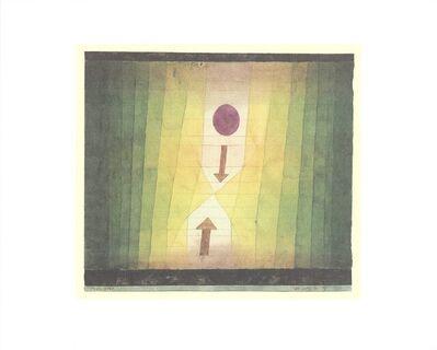 Paul Klee, 'Before Lightning', 2018