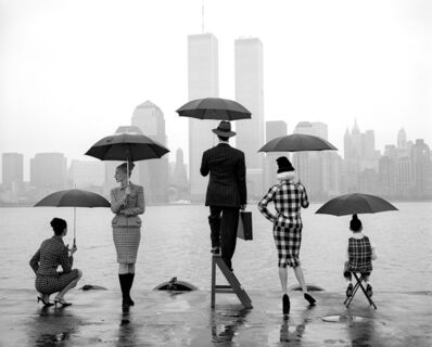"Rodney Smith, '""Skyline""', ca. 1990"