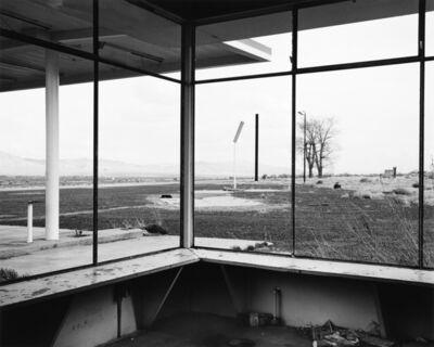 Mimi Plumb, 'Gas Station', 1987