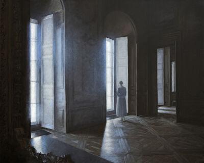 Geneviève Daël, 'Le Voile du temps ', 2020
