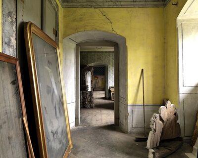 Massimo Listri, 'Schloss Corvey, North Rhine-Westphalia, Germany', 2011