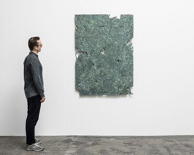 A Kassen, 'Bronze Painting (I)', 2020